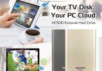Externý disk aj pre TV a Cloud