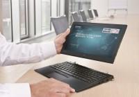 Nový notebook Toshiba Portégé Z20t –profesionálny 12,5palcový notebook a tablet v jednom