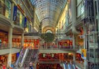 Analýza obchodných centier – prieskum fungovania
