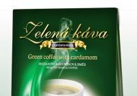 Zelená káva pomôže schudnúť