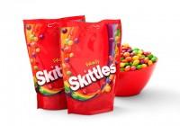 Cukríky SKITTLES prichádzajú v maxi balení