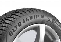 Ocenené zimné pneumatiky Goodyear UltraGrip 9