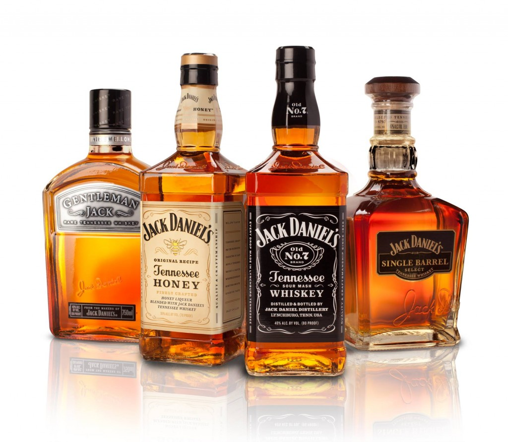 Jack Daniels rodina