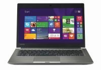 Toshiba uvádza na náš trh jeden z najľahších 13″notebookov na svete s dotykovým displejom – Portégé Z30t