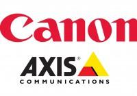 Canon má záujem o spoločnosť Axis