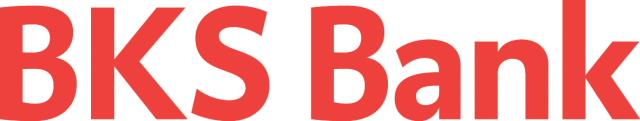 BKS Bank Logo in Rot+