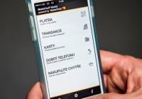 Už aj na Slovensku MasterCard umožňuje zaplatiť z mobilu odtlačkom prsta