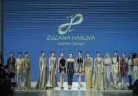 Slovenské módne trio v Číne.