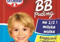 Jedinečná novinka s chuťou detstva – krupicový puding.