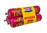 Tavený syr Levík – nový hravý obal, osvedčená kvalita.