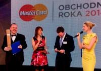 Ocenenie MasterCard Obchodník roka 2014 pre IKEA Bratislava.