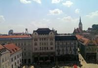 Do projektu Mestské zásahy – Vylepšenie mesta Bratislava 2015 prispel aj Inštitút urbánneho rozvoja.