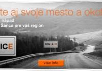 Nadácia Orange rozdelí 80 000 eur na skvalitnenie života v regiónoch.