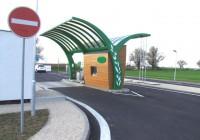 Dizajnové a úsporné čerpacie stanice.