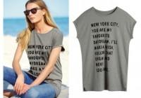 Súťaž – Jedno tričko, päť blogeriek!