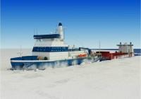 Rosatomflot rozšíri flotilu o dva nové moderné jadrové ľadoborce.