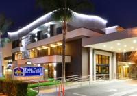 Hotelová skupiny Best Western v Európe a jej nová organizačná štruktúra.
