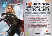 MARVEL v OC Central – interaktívna výstava plná hrdinov v nákupnom srdci Bratislavy!