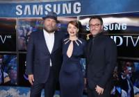 Spoločnosti Samsung a Universal Pictures oznámili spoluprácu s Amblin Entertainment, tvorcom filmovej novinky Jurský svet.