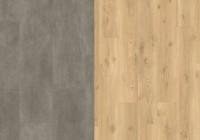 Quick-Step predstavuje novú kolekciu vinylových podláh s autentickým vzhľadom dreva a kameňa.