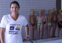 Detské talenty dostanú opäť šancu trénovať pod dohľadom našej najúspešnejšej plavkyne.