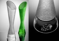 Trofeje pre víťazov Tour de France od ŠKODA Design.