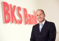 Nový riaditeľ BKS Bank na Slovensku.