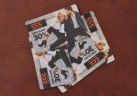 Obujte sa svetovo so značkou CCC!