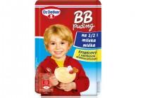 Nový BB krupicový puding od Dr.Oetker – jedinečná novinka s chuťou detstva