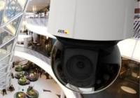Axis predstavuje svoju prvú kopulovitú PTZ kameru s rozlíšením 4K