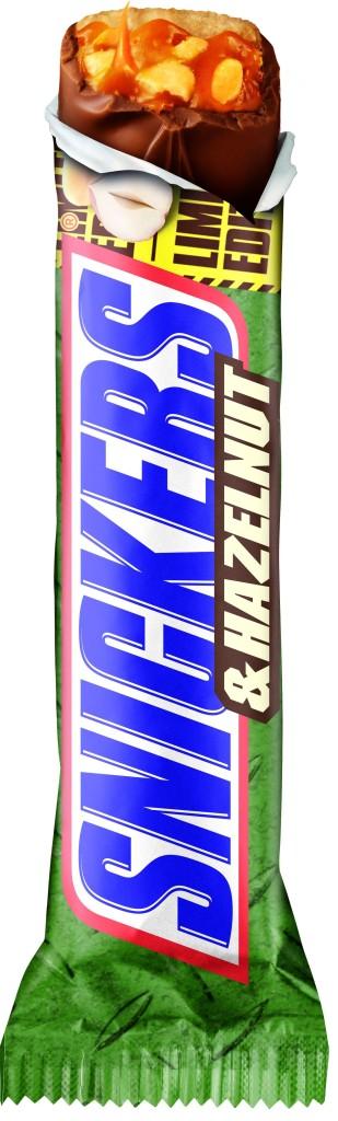 Produkt Snickers Hazelnut