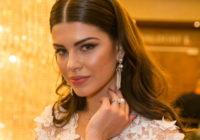 Éterická Karolina Chomisteková sa na finále Miss Slovensko ozdobila viac ako 400 diamantmi!