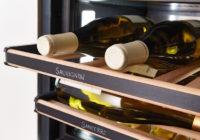 Kompaktná vinotéka vhodná pre fajnšmekrov aich vínne poklady