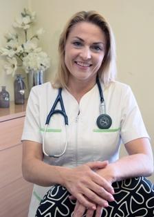 MUDr. Jana Bendová, praktická lekárka, Veľký Biel