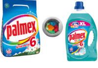 Nový Palmex Active – Enzym 6: Sila šiestich enzýmov pre dokonalé čisté oblečenie