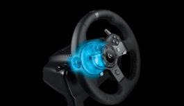 Ručne šitý volant Logitech G29 Driving Force