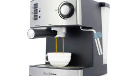 To najlepšie espreso uvás doma – sOrava ES-150!