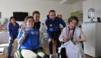 Podporu handicapovaných cítime aj na ihrisku, hovoria Hrošovský aŠvento