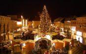 """5 """"naj"""" jedinečných vianočných trhov v Dolnom Rakúsku"""