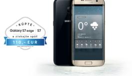 Samsung v decembri ponúka k nákupu Galaxy S7/S7 edge bonus