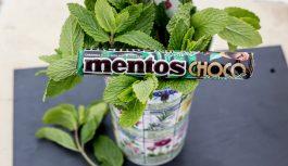 Decentne svieže Mentos Choco Mint si zamilujete!