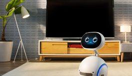 ASUS oznámil dostupnosť robota Zenbo v Taiwane