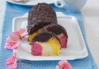 Farebný kokosový tunel ako spomienka na detstvo