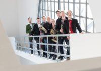 PHILHARMONIA OCTET oslavuje 10 rokov na scéne novým albumom