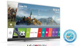 LG Webos získalo certifikát za spoľahlivé zabezpečenie