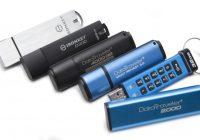 Kingston pridáva k šifrovaným USB flash diskom varianty s kapacitou 128 GB