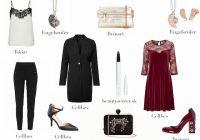 Blíži sa čas firemných vianočných večierkov. Čo si obliecť?