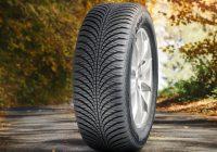Goodyear Vector 4Seasons Gen-2 zvíťazila v teste celoročných pneumatík časopisu