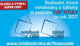 Notebook roka 2017 – hlasujte teraz