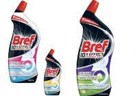 Bref 10xEffect – farebná čistota pre vašu toaletu